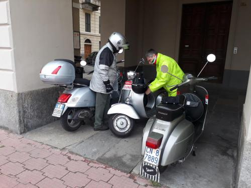 Raduno a Niella Tanaro 2019