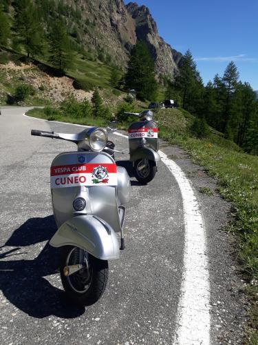 Gemellaggio italo-francese al colle della Lombarda